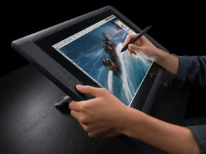 WACOM CINTIQ 22 HD COMPUTER DRAWING PAD