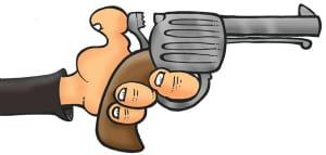 lincoln assassination revolver