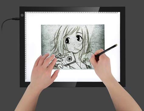 So which is the best lightbox for drawing and tracing?