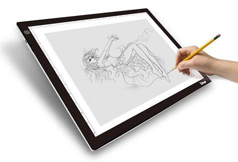 Light Boxes - Make Tracing, Drawing and  Copying Easy!