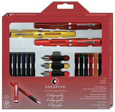 Shaeffer-calligraphy-maxi-set