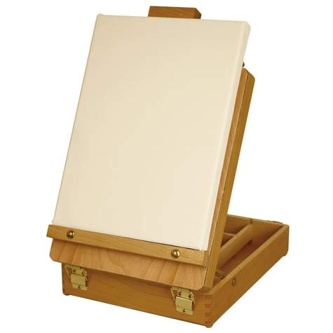 Table Top Easels For Painting And Drawing