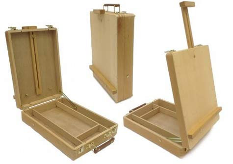 ZEN ART SUPPLY DESK TOP EASEL