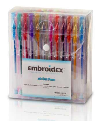 48-piece-pen-set-of-multicolor-gel-pens-ideal-for-scrapbooking-coloring-doodling-sketching-and-craft