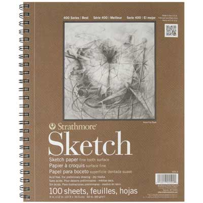 strathmore series 400 sketch pads