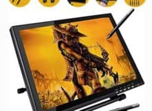 Cintiq Alternative – Ugee 1910B 19″ Screen With Plenty to Offer