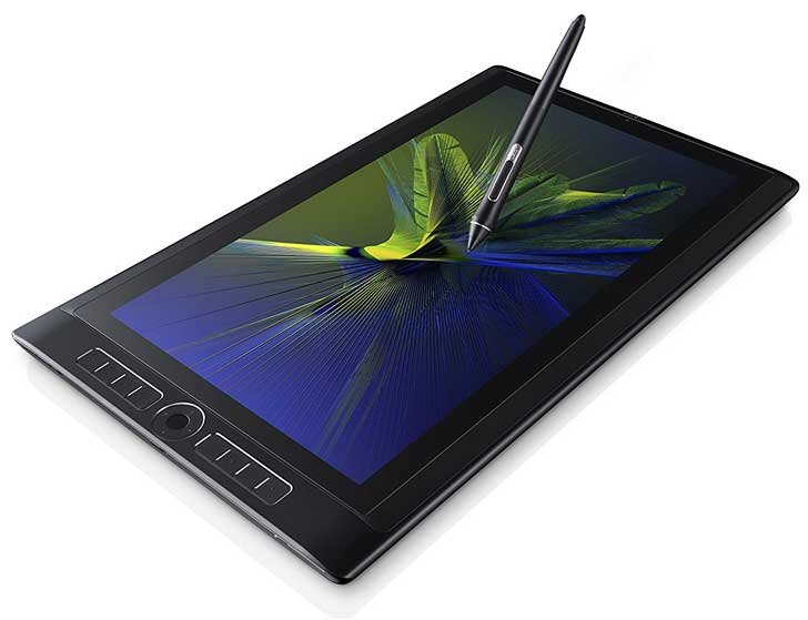 WACOM STUDIO PRO 16 BEST PORTABLE HIGH SPECIFICATION TABLET