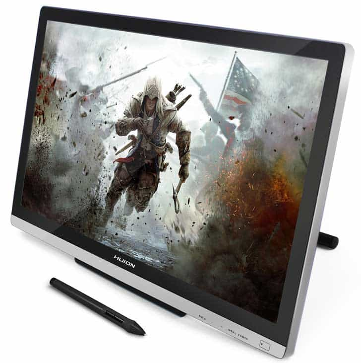 Huion GT-220 v2 Pen Display 21.5 Inch IPS Tablet Monitor