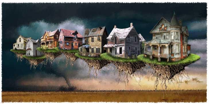 digital artist john leben tornado