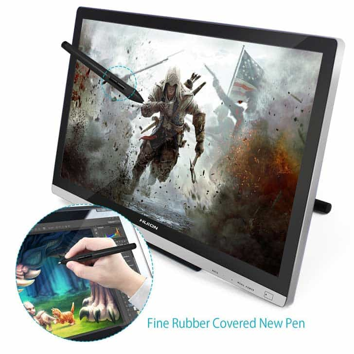 BEST TABLET FOR THE MONEY Huion GT-220 v2 Pen Display 21.5 Inch I