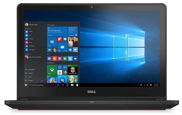 Dell Inspiron i7559-2512BLK FHD Laptop