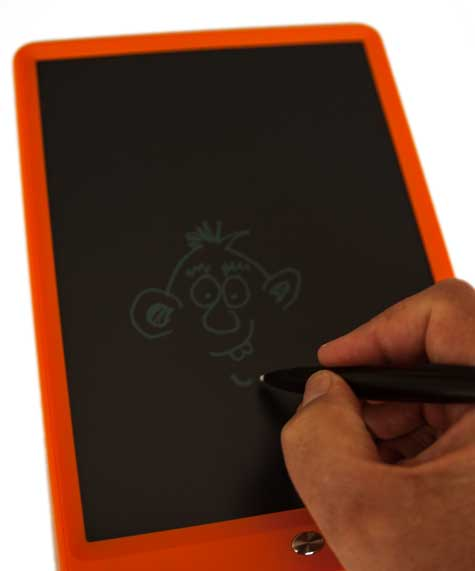 Using the Parblo P10 Basic Electronic Sketch Pad
