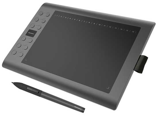 Best drawing Tablets for Artists - gaomon m106k