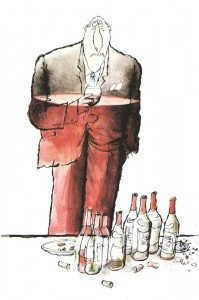 ronald searle cartoon