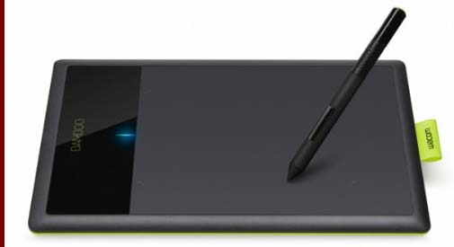 wacom bamboo drawing pad for computer
