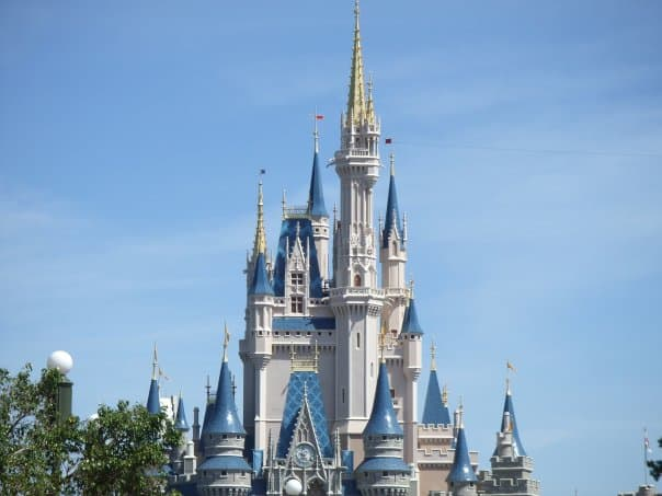 photo of Disney magic kingdom florida