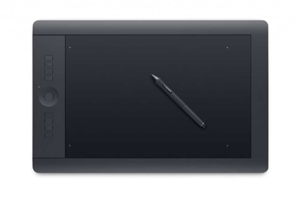 Intuos Pro Pen and Touch Medium Tablet (PTH851)[Wacom]