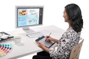 graphics tablet review entry level