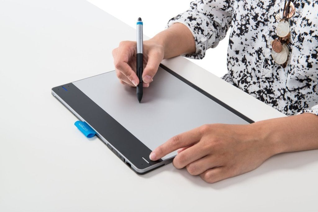 Drawing Tablet Review Wacom Bamboo