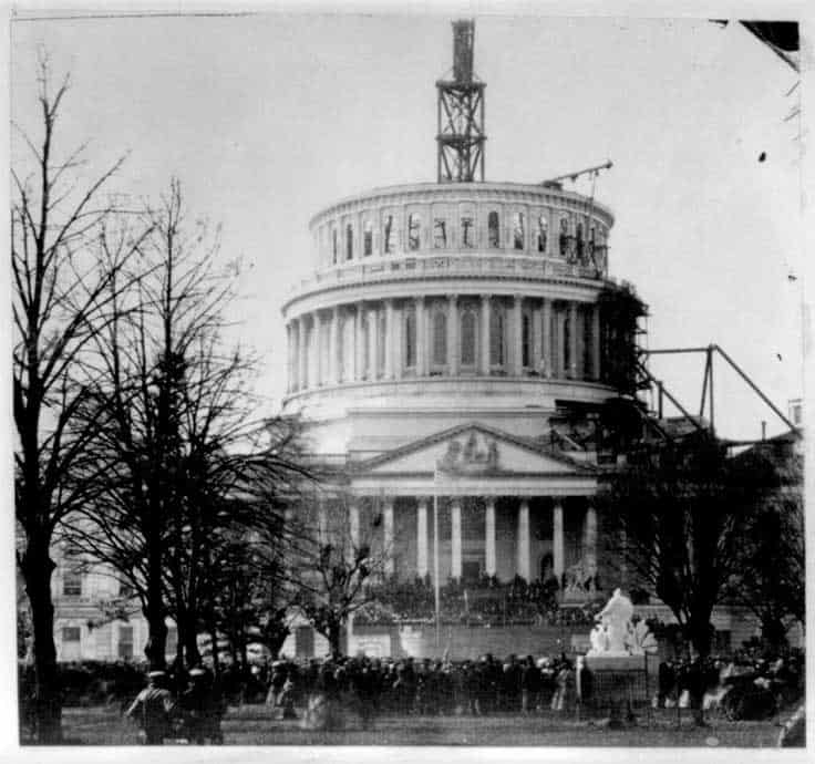 Lincolns inaugural address 1861