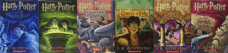 Harry-Potter-books-j-k-rowling