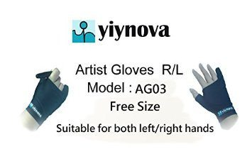 artist graphic tablet gloves