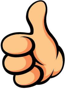 thumbs-up-FOR GRAHICS-TABLET-ARTISTS-GLOVE