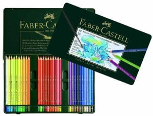 faber castle 60 best colored pencils for artists