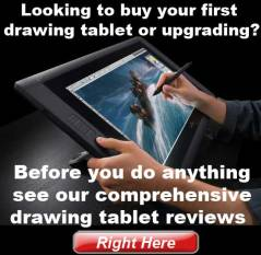 comprehensive graphics drawing tablet reviews