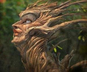 AARON-BLAISE-FOREST-QUEEN