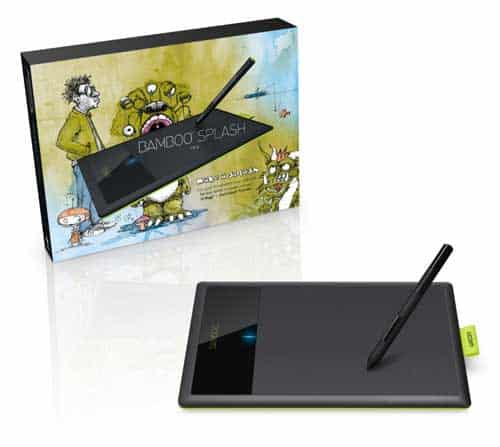 WACOM-BAMBOO-SPLASH-PEN-TABLET