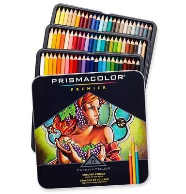 Prismacolor premier best colored pencils