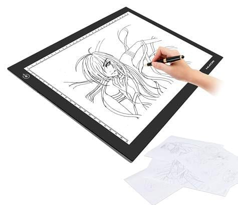 which is the best lightbox for drawing and tracing