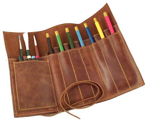 5 cool pencil case designs for artists for Case design