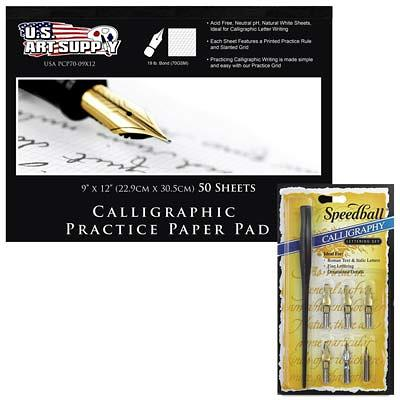 Speedball-calligraphy-set