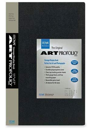Iota ART Profolio 18x24 artist presentation case