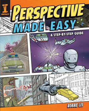 See the best books on drawing perspective for cartoonists [More...]