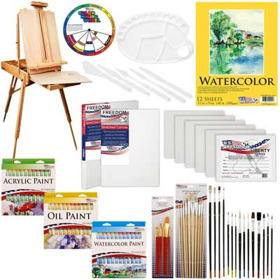 us-art-121-piece-artists-set