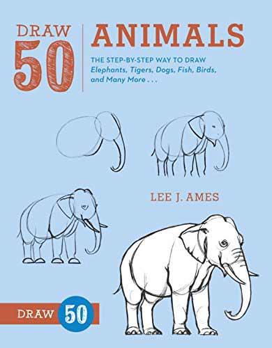 draw-50-animals-the-step-by-step-way-to-draw