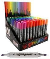 super-markers-twin-tip-broad-liner-marker-set-100-unique-colors