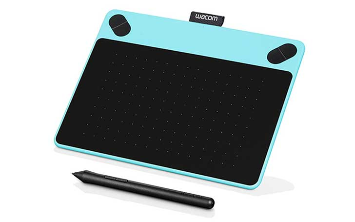intuos for the best cartooning experience