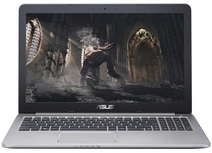 ASUS K501UW-AB78 Gaming Laptop best for photoshop