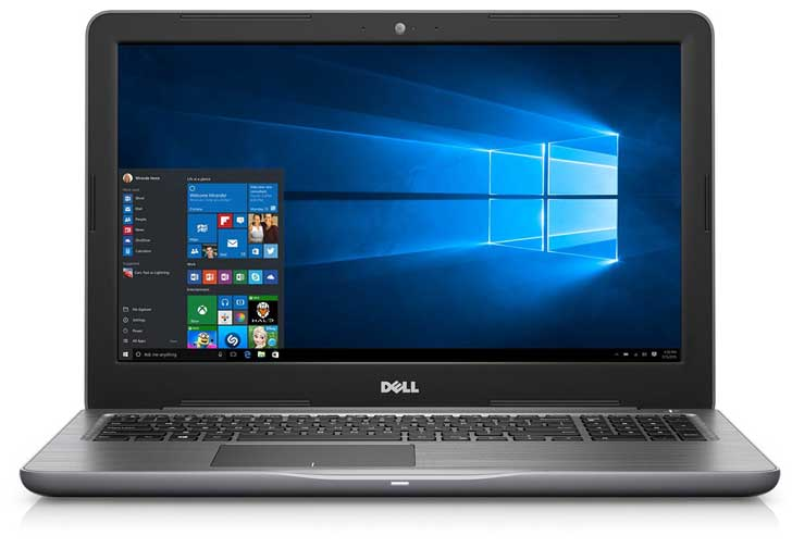 Dell Inspiron i5567-7292GRY FHD Laptop