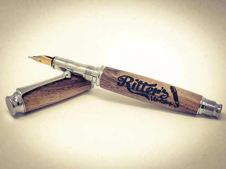 ritters writers custom drawing pens and pencils