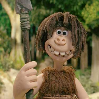 EARLY MAN NICK PARK DUG
