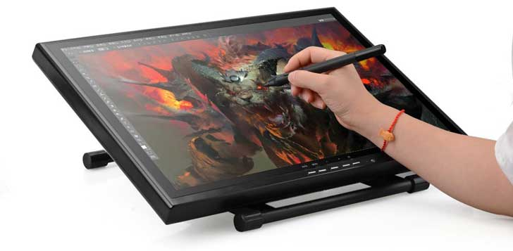 digital drawing tablet review xp pen deco 01