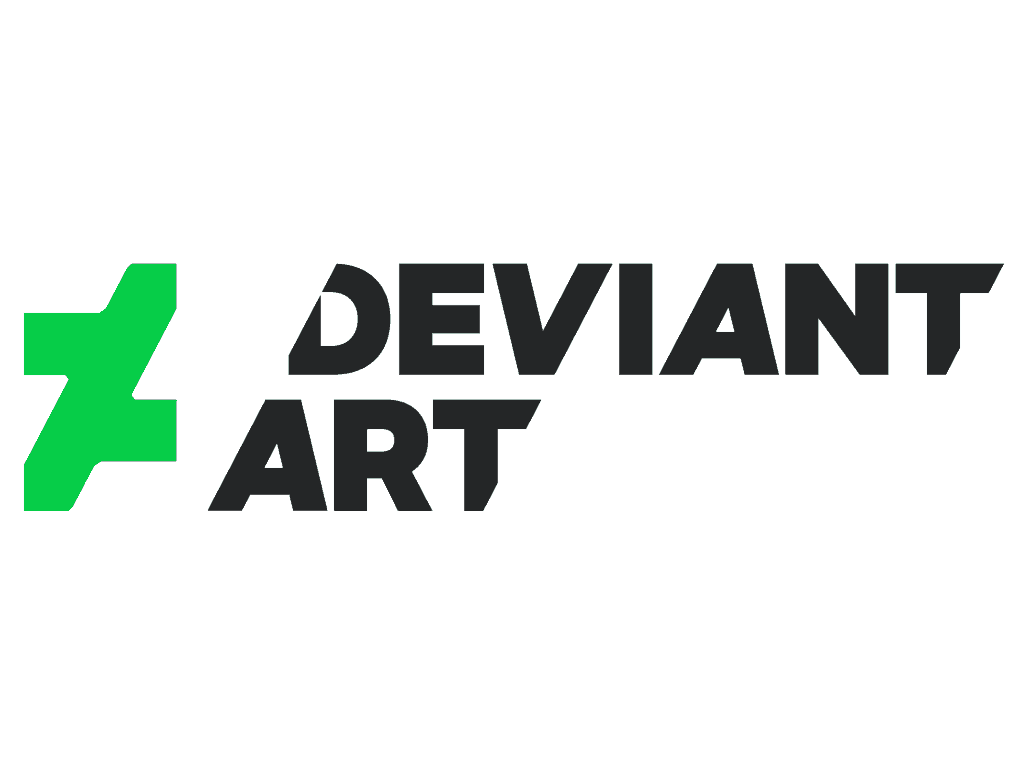 Deviantart logo wordmark 1024x762 for Best place to sell your art online