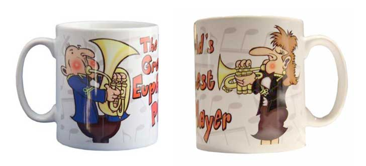 Nezzyonbrass mug designs x 2 for Best place to sell your art online