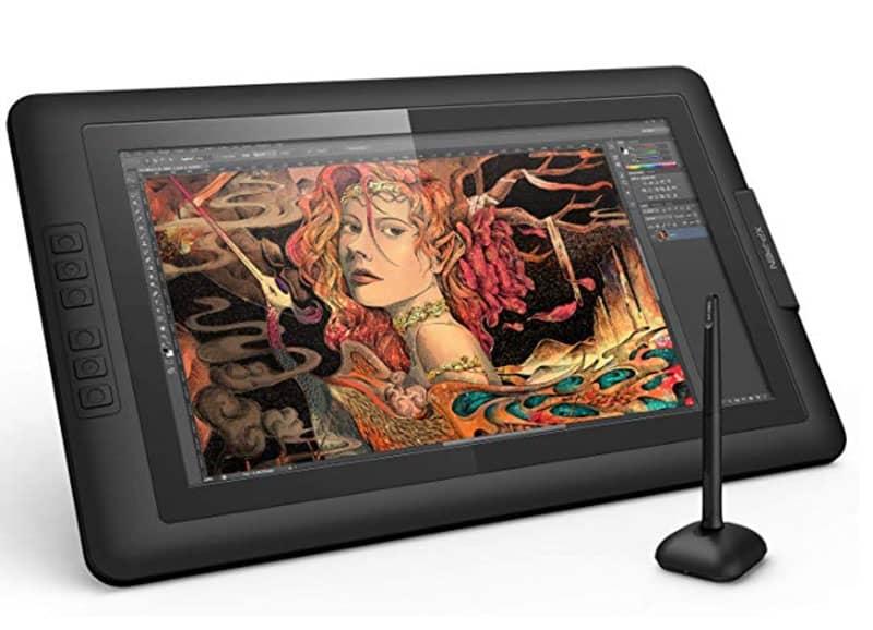 XP - Pen Artist 15.6 Graphics Tablet Review